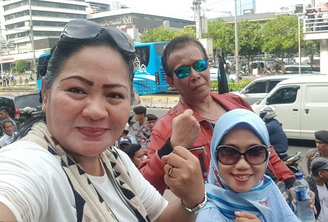 Dahlia Gempur Bawaslu Bongkar Kecurangan Pemilu 2019