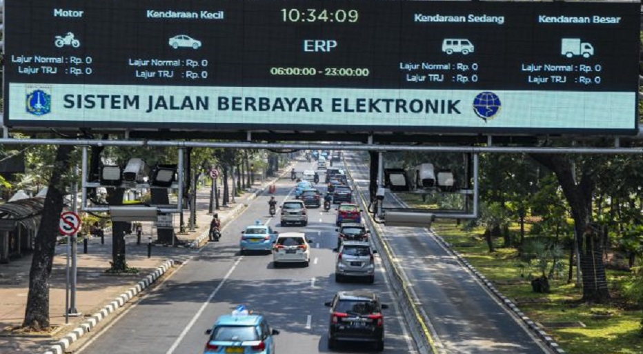 2020, ERP Diberlakukan di Jakarta