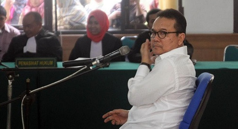 Tragis, 8 Kepala Daerah di Riau Terjerat Pusaran Korupsi