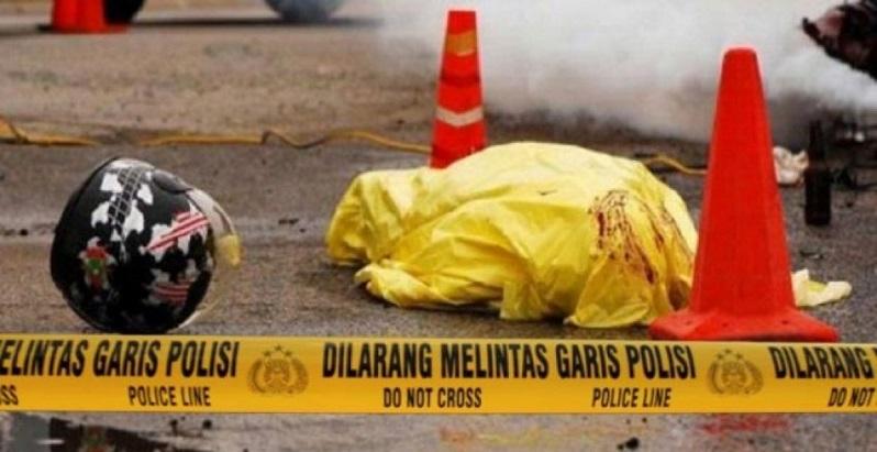 Polri: Lebaran, Kecelakaan Lantas Turun