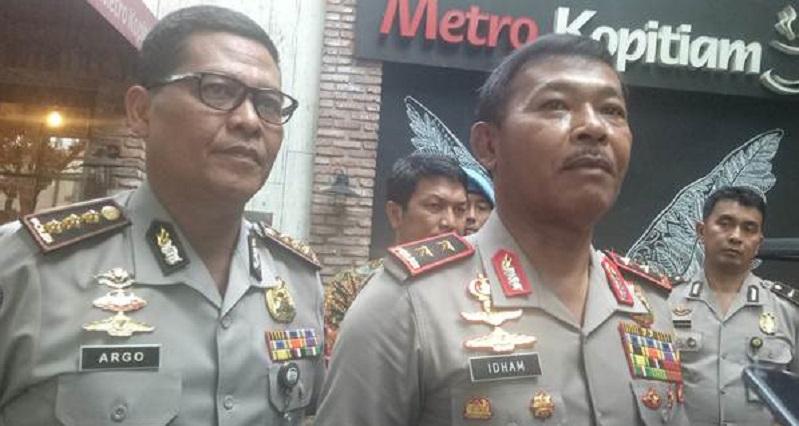 Kapolda Metro Larang Aksi Sweeping