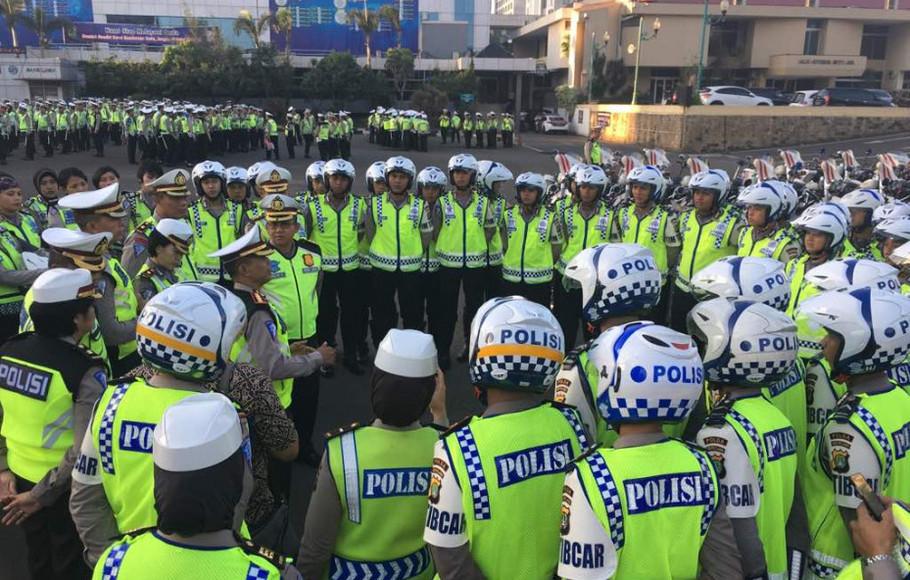 Urai Kemacetan, Ditlantas Polda Metro Jaya Bentuk Tim Khusus