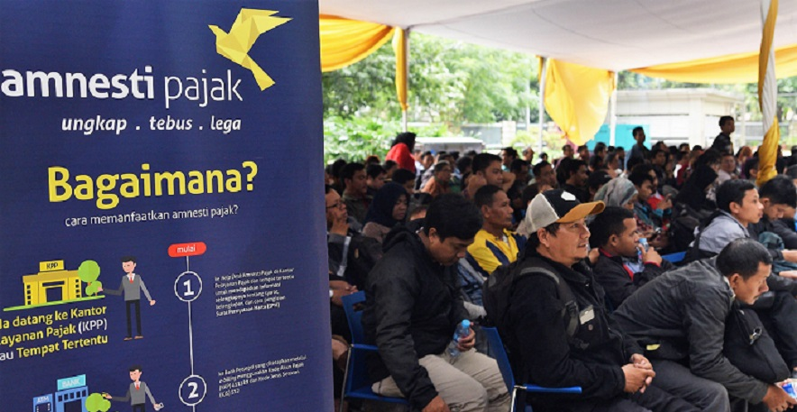 Kinerja Pajak Dukung Capaian APBN 2018