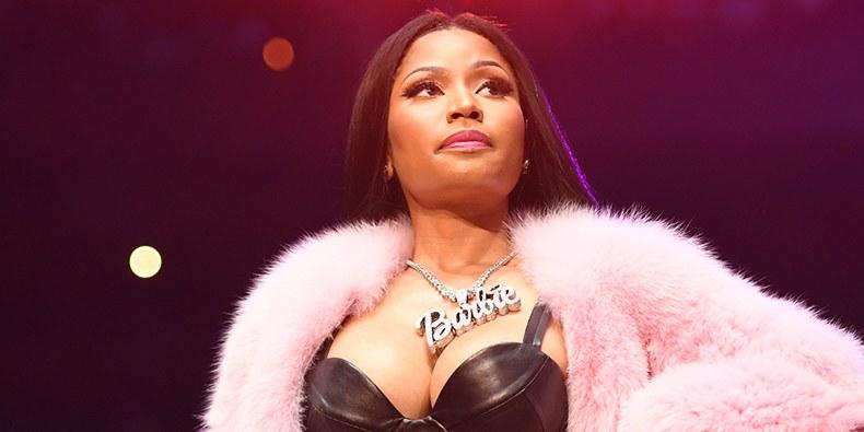 Disindir, Nicki Minaj Batalkan Konser