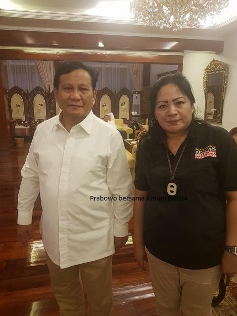 Relawan BALIJA Fokus Menangkan Prabowo-Sandi