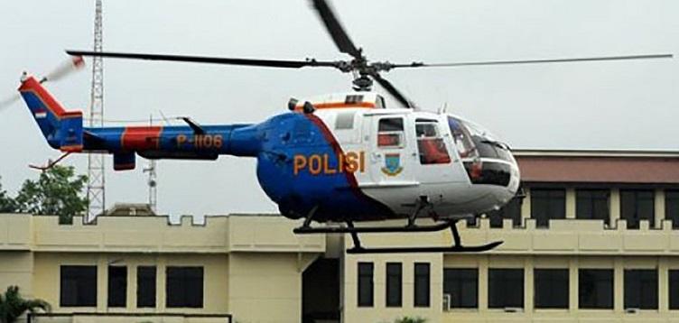 ICW Pantau Pengadaan Helikopter Polri Rp2,8 T
