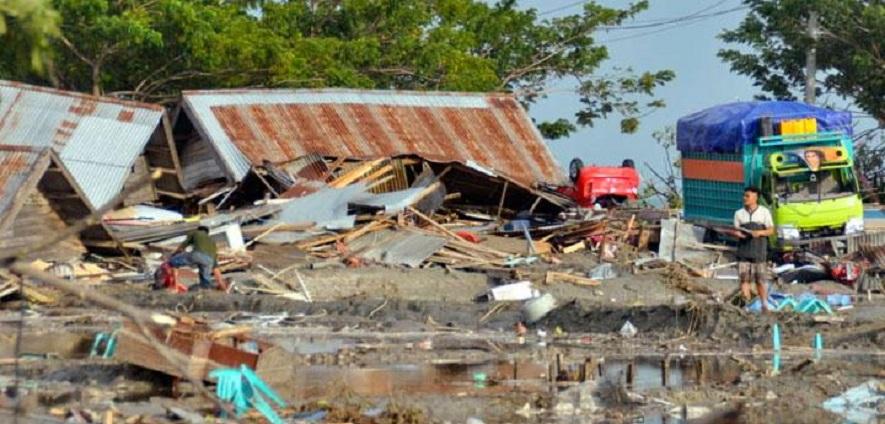 BNPB: Korban Meninggal Gempa Donggala - Palu Tembus 1.424 Orang