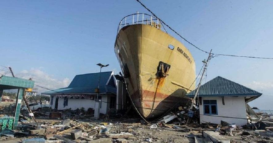 BNPB: 2.113  Tewas, 1.309 Hilang Akibat Gempa Sulteng